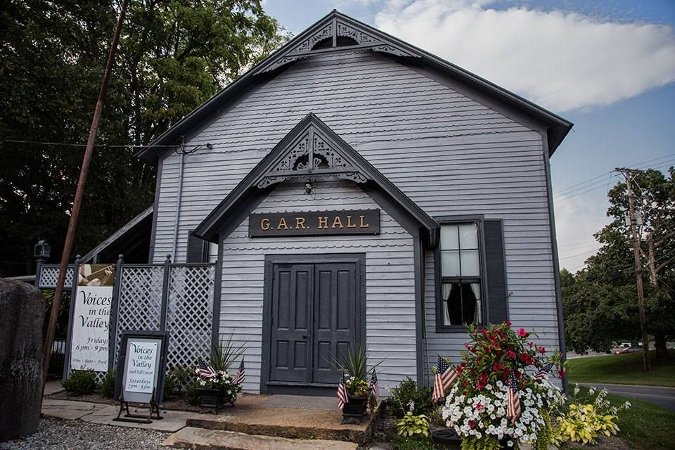 The Akron Heritage Music Project: Episode 1 - The G.A.R. Hall - The Building Blocks of Akron