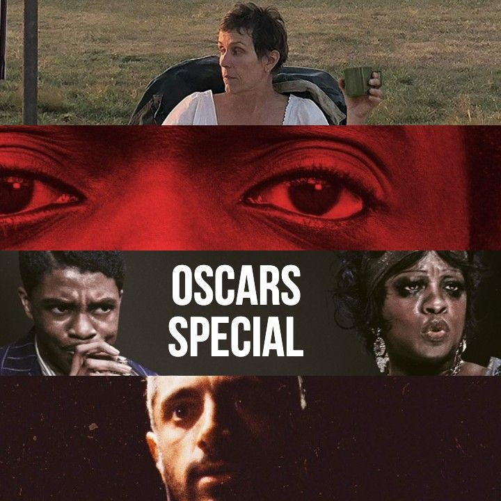 #822: Oscars Special with Michael Phillips