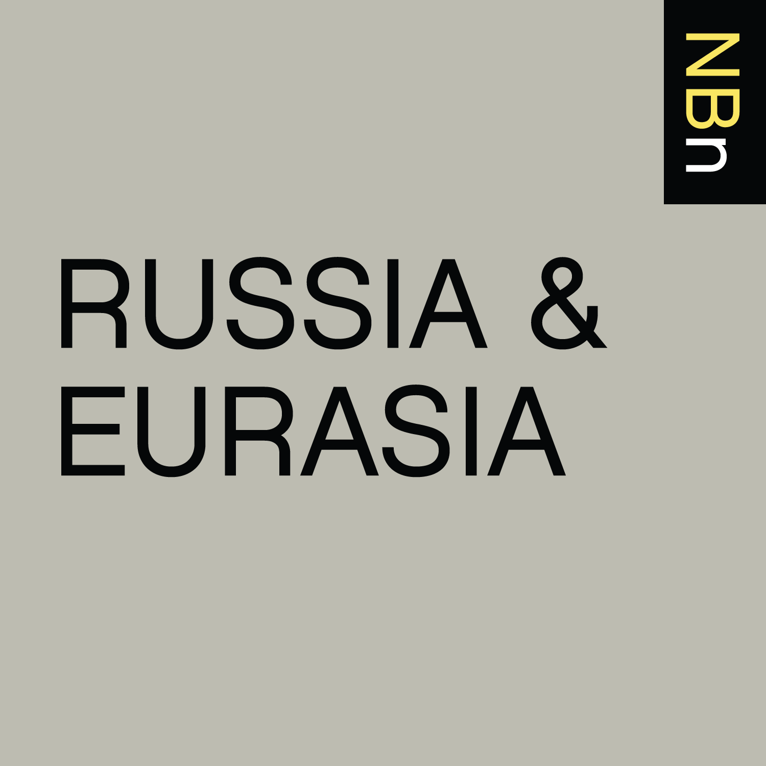 Premium Ad-Free: New Books in Russian and Eurasian Studies podcast tile