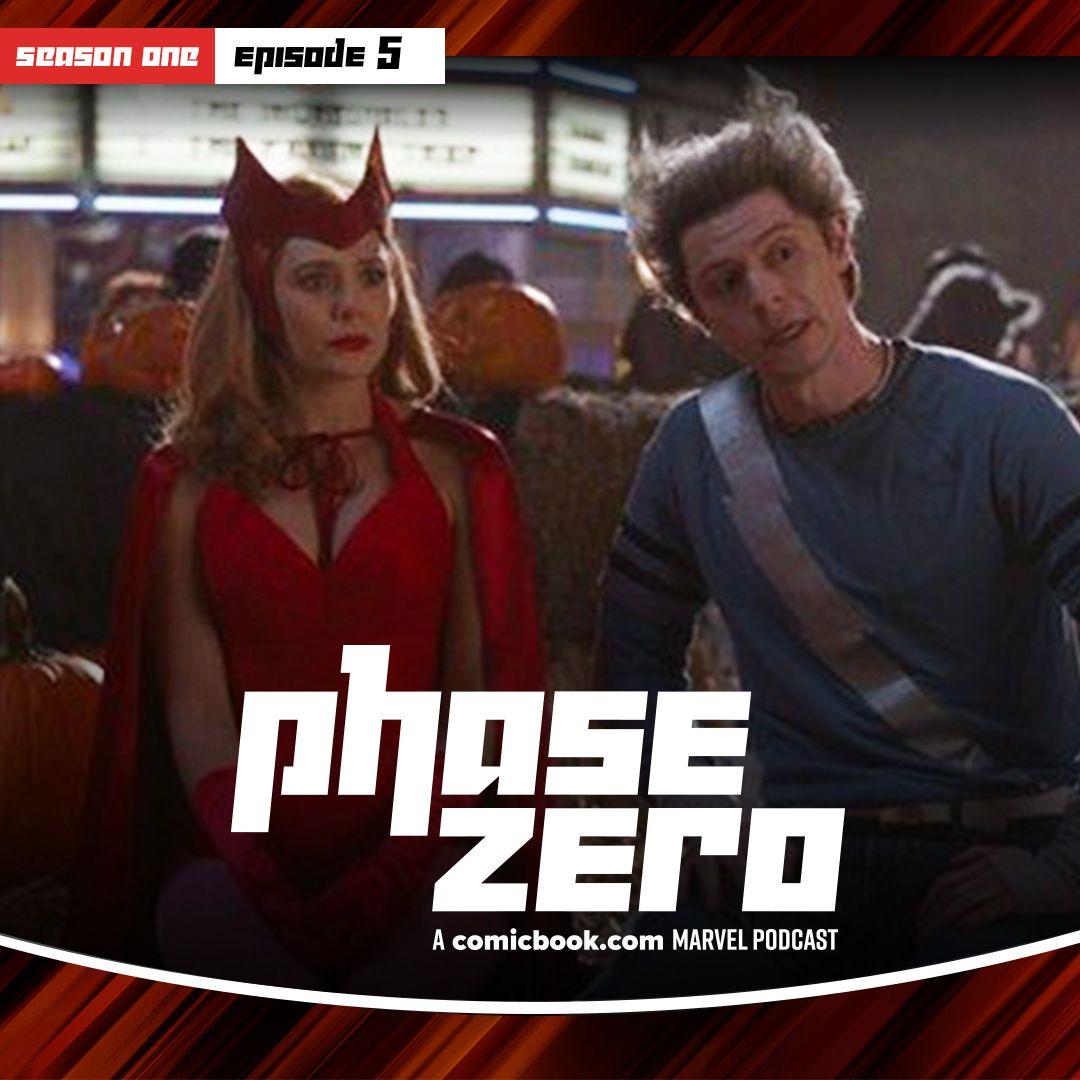 Episode #5: WandaVision Episode 6, Tom Holland Lies, and A Massive Thor