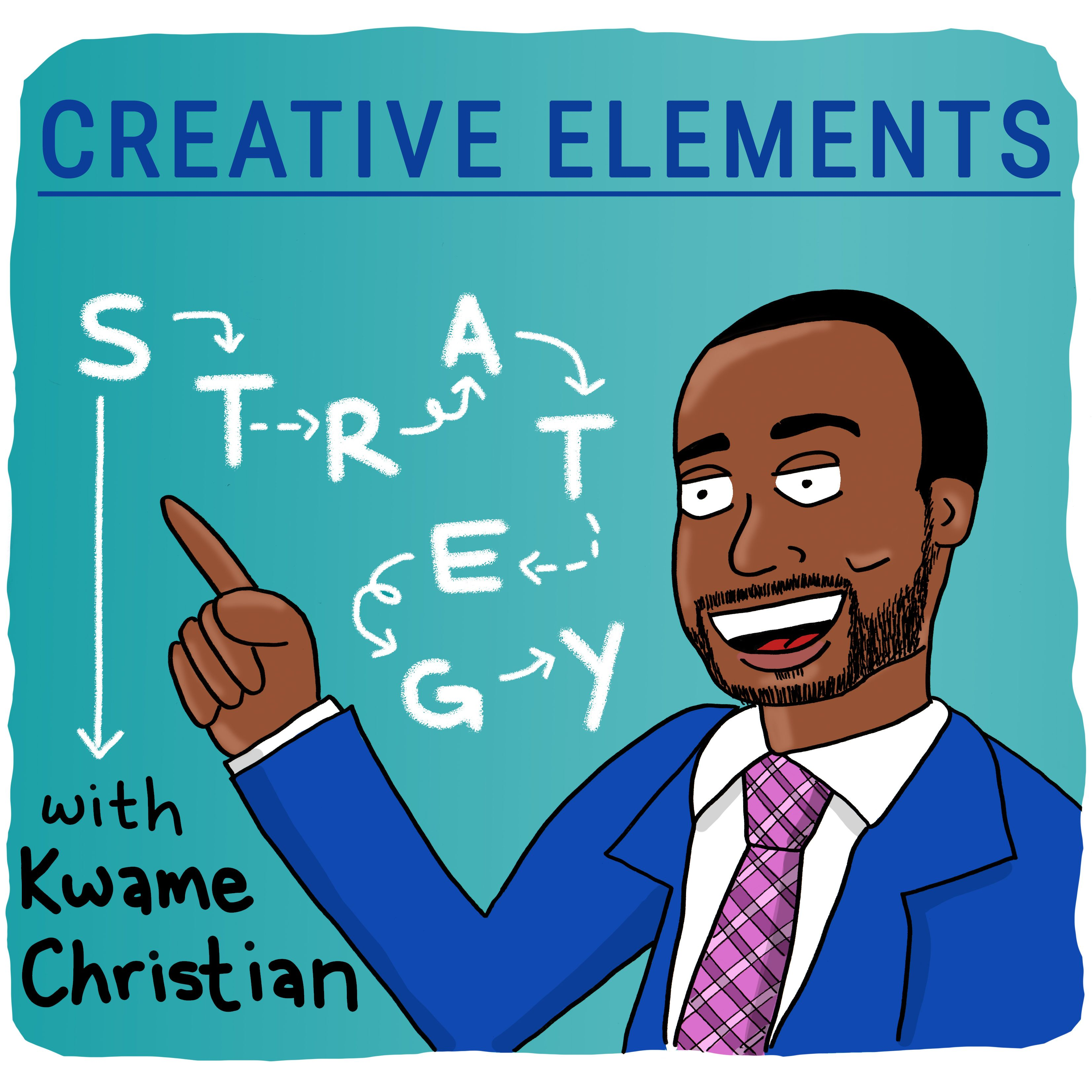 [REPLAY] #23: Kwame Christian [Strategy]