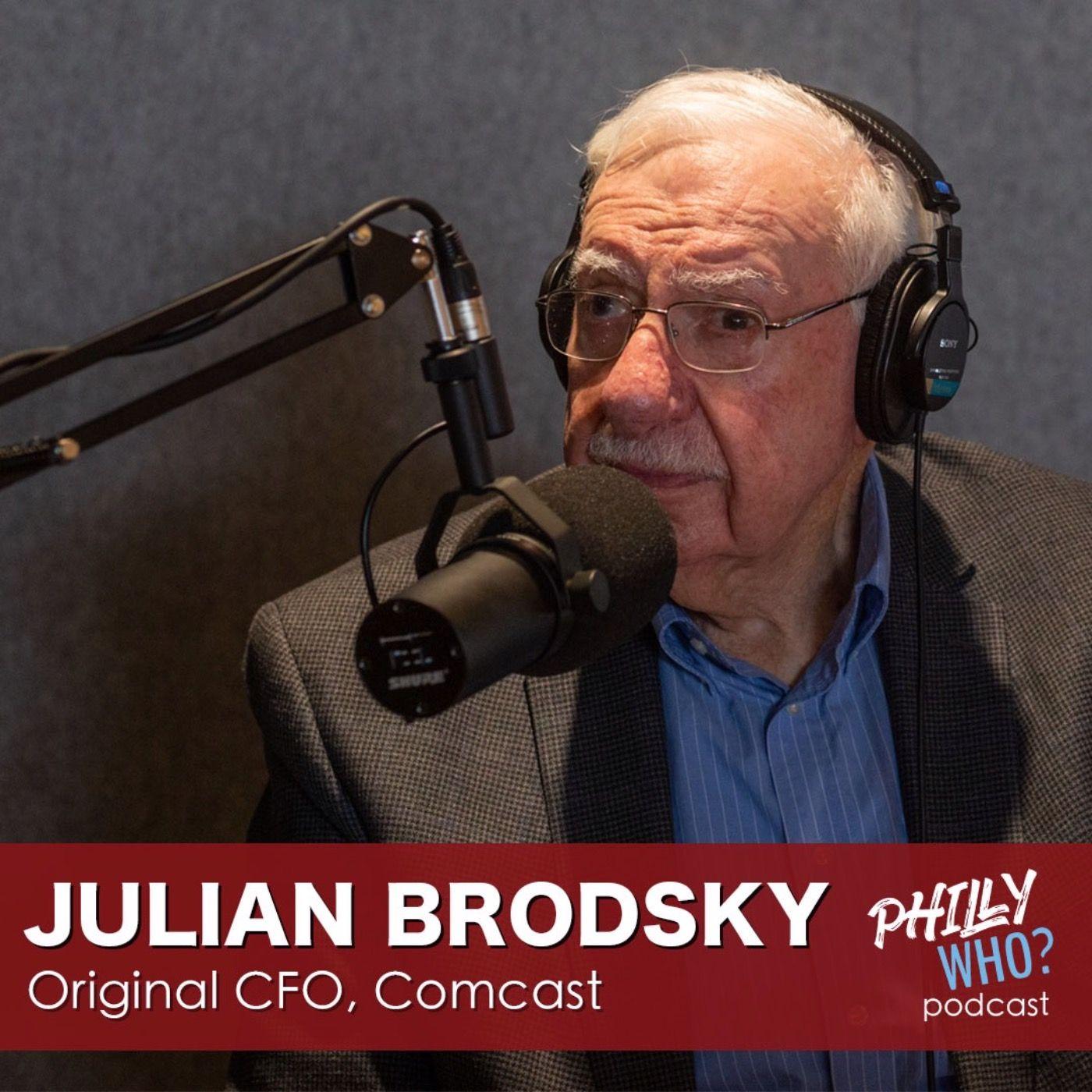 Julian Brodsky: The Creation of Comcast