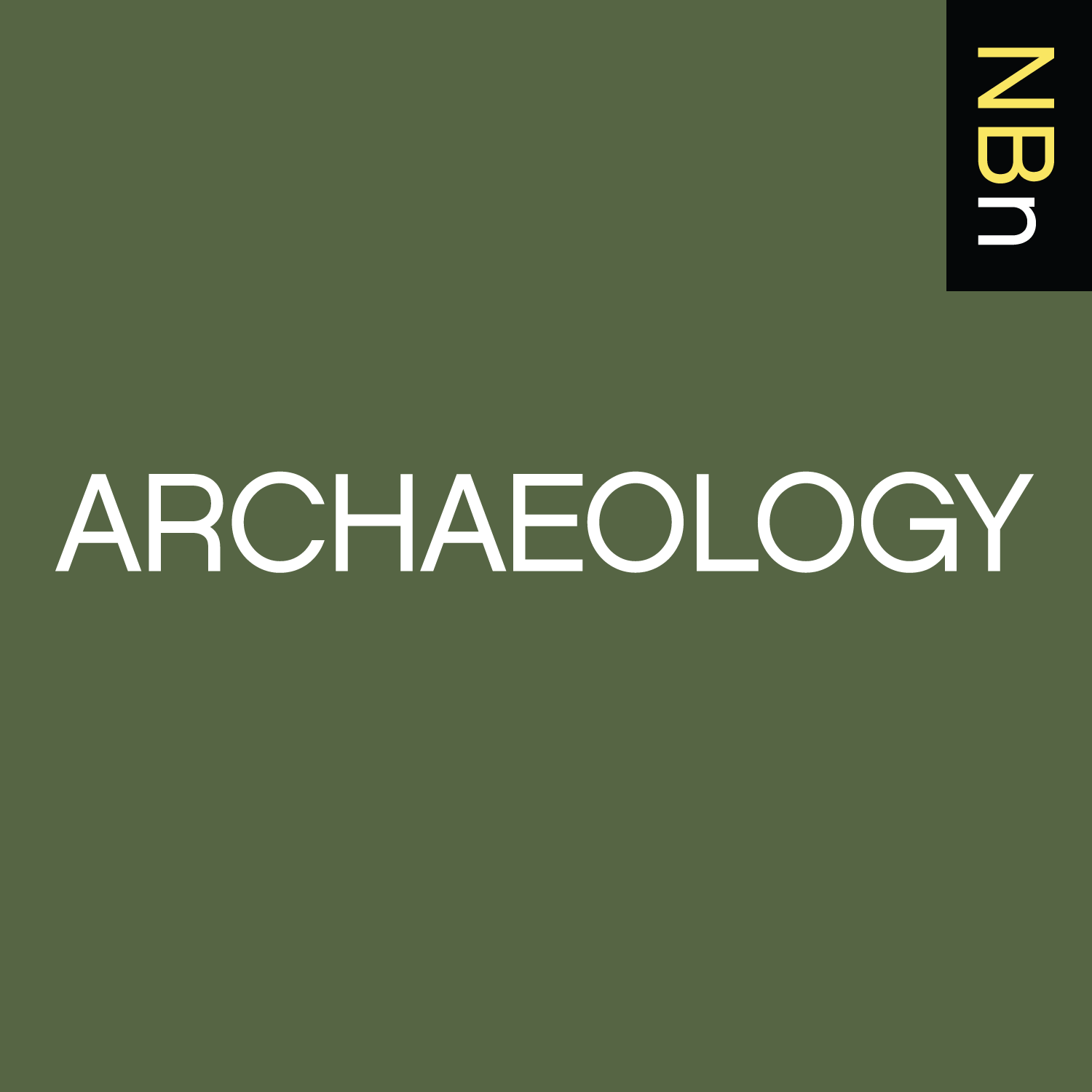 New Books in Archaeology podcast tile