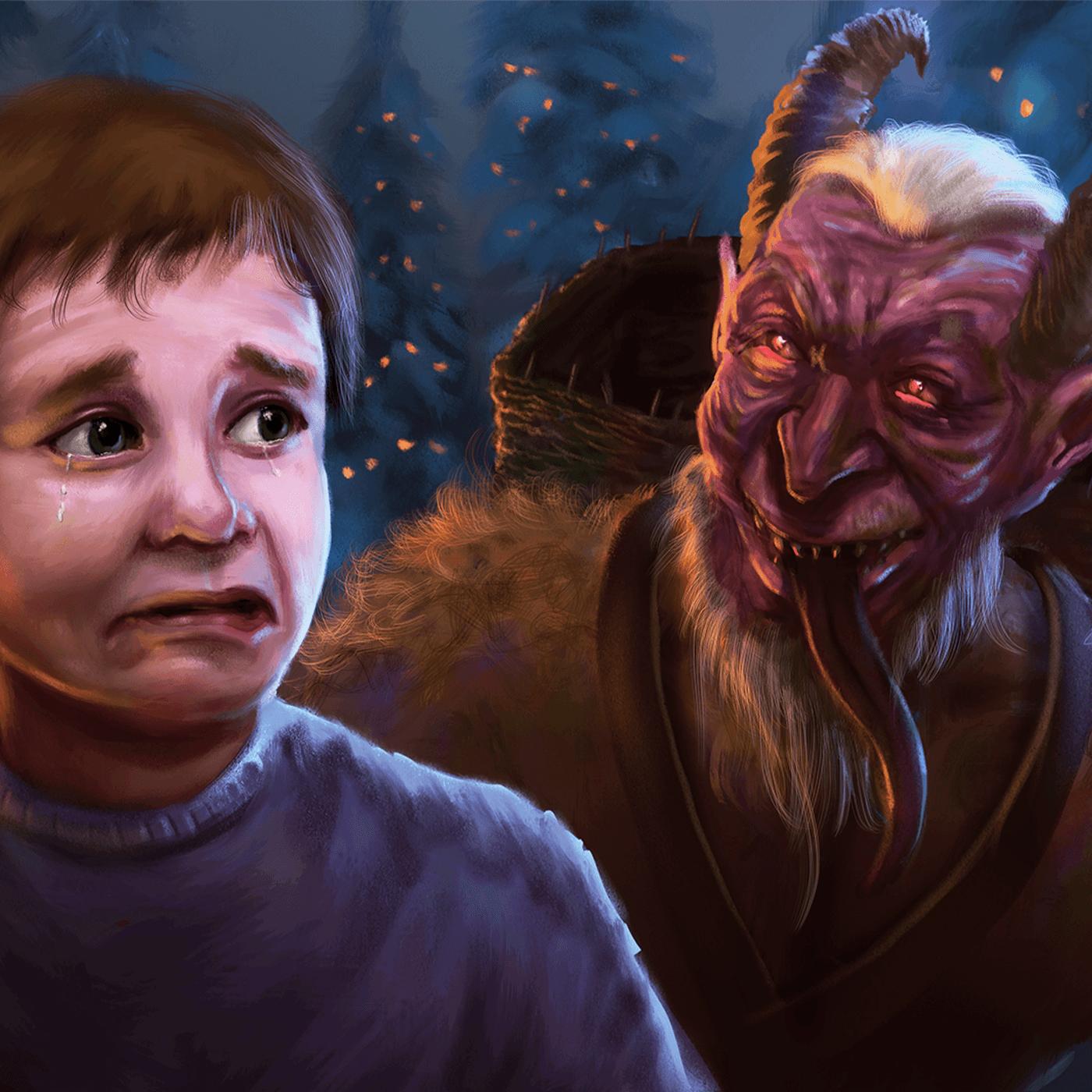 Episode 10: Krampus: Exploring the Legend of the Christmas Demon