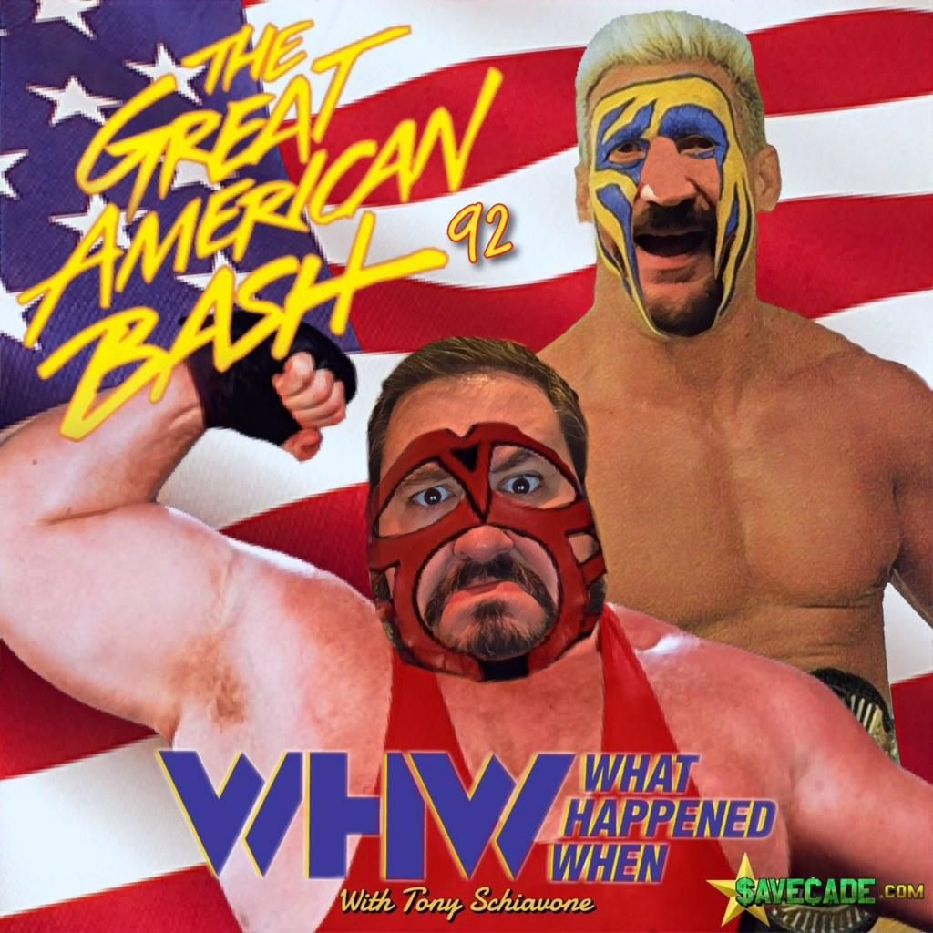 130: The Great American Bash 1992 – What Happened When