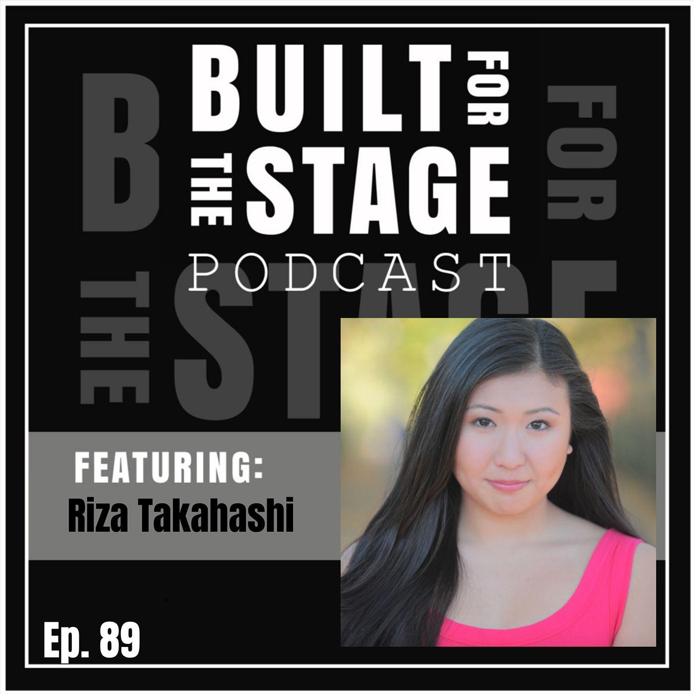 #89 - Riza Takahashi - MEAN GIRLS