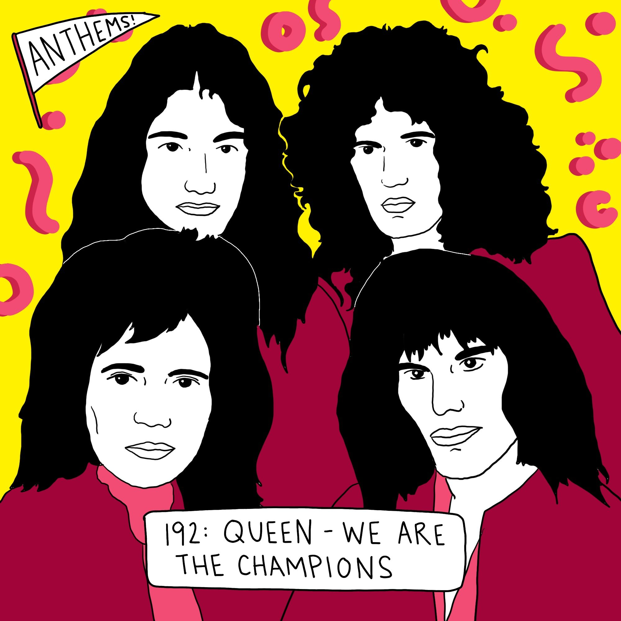 ANTHEMS: Queen — We Are The Champions