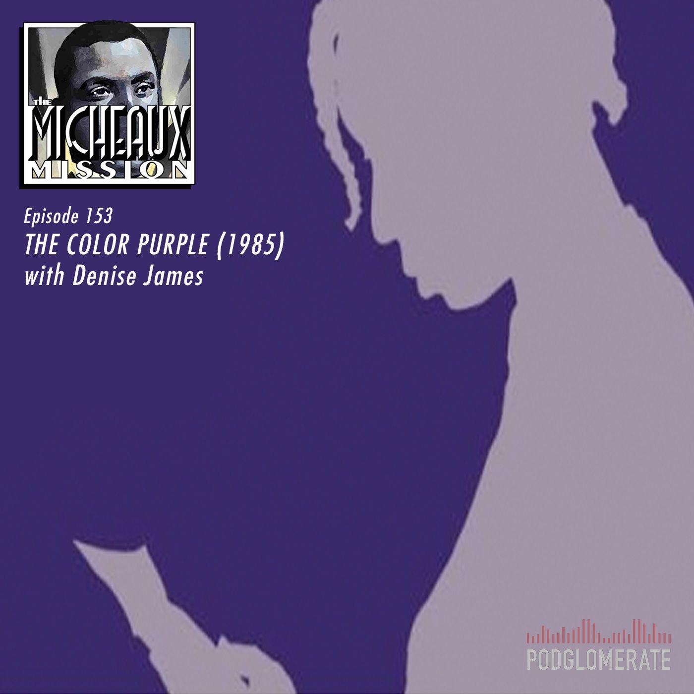 The Color Purple (1985) w Denise James