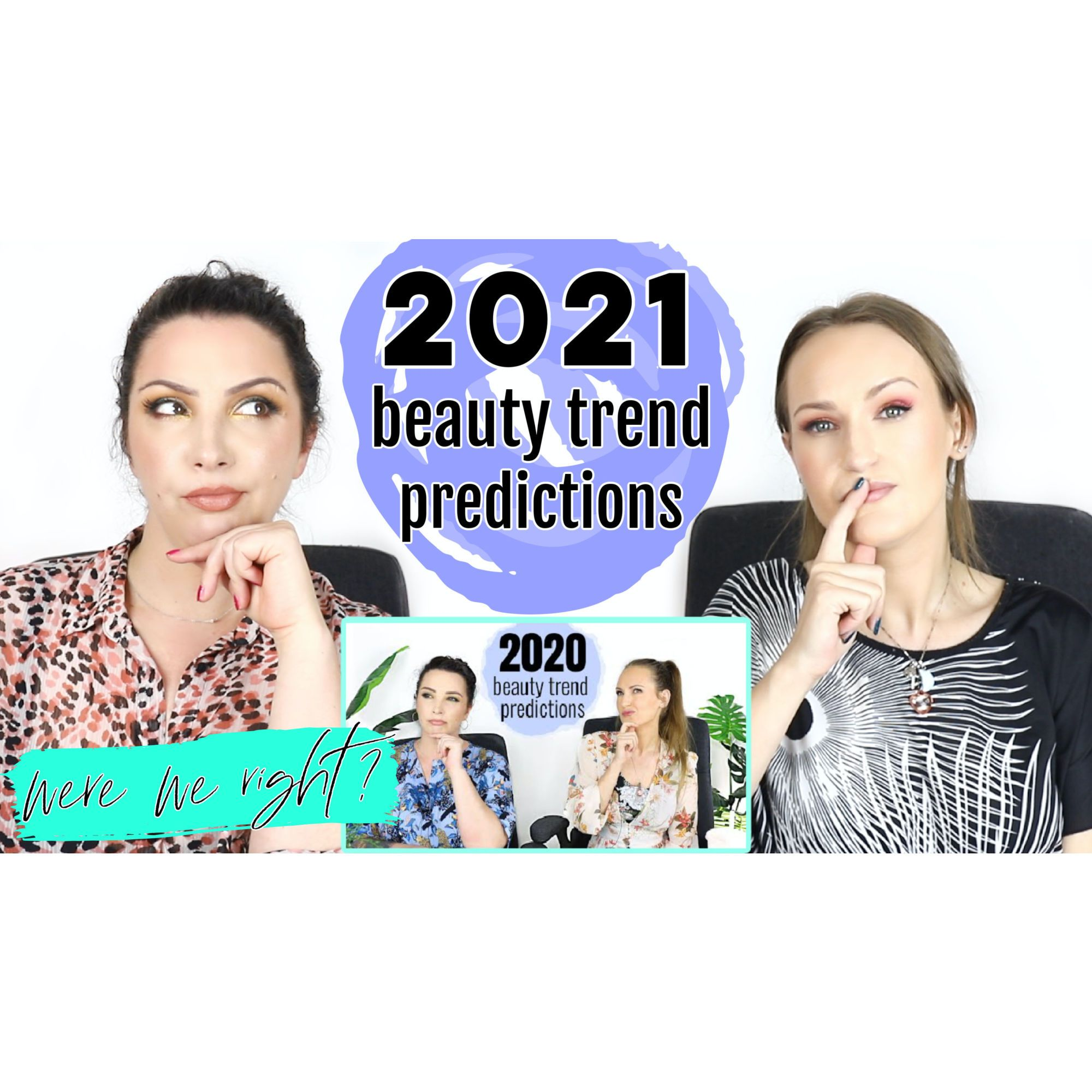 Predicting 2021 Makeup & Beauty Trends | WiLl mAKeUp sUrViVe ThE APoCaLypSe??