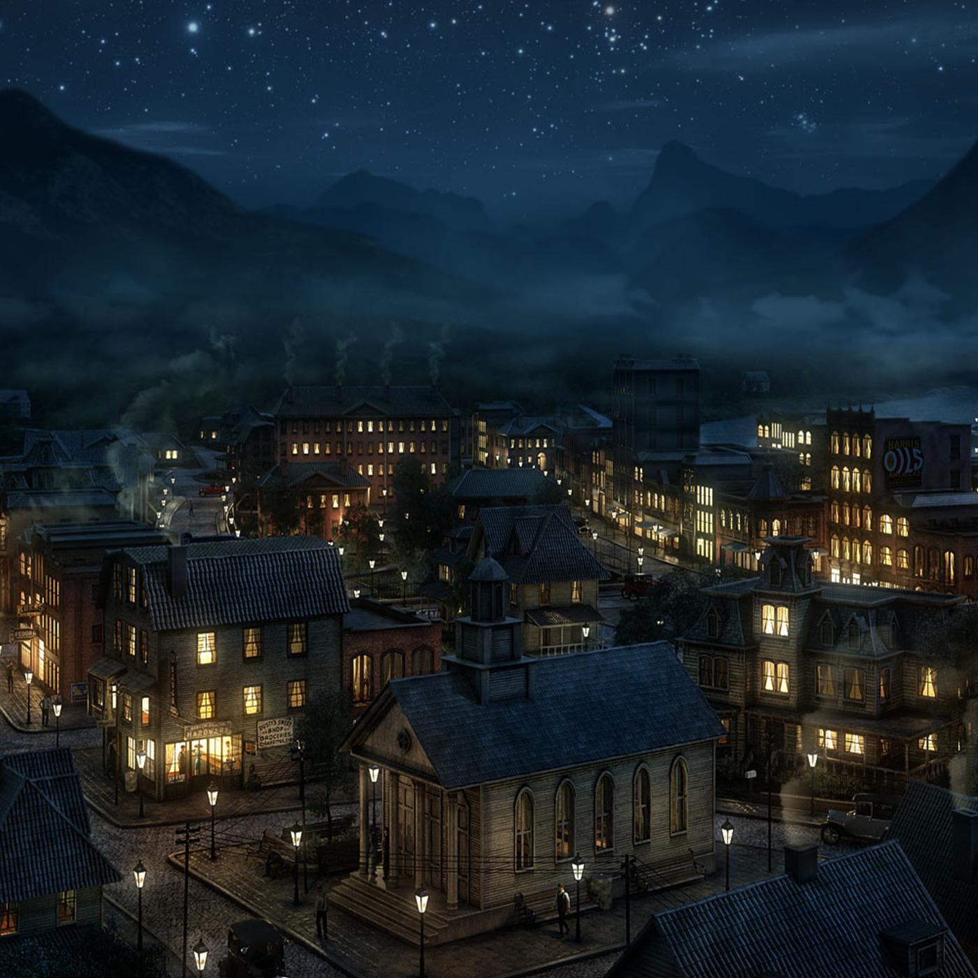 Episode 15: The Strange Locations of the Cthulhu Mythos
