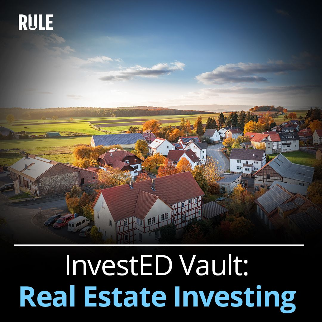 286- Real Estate Investing