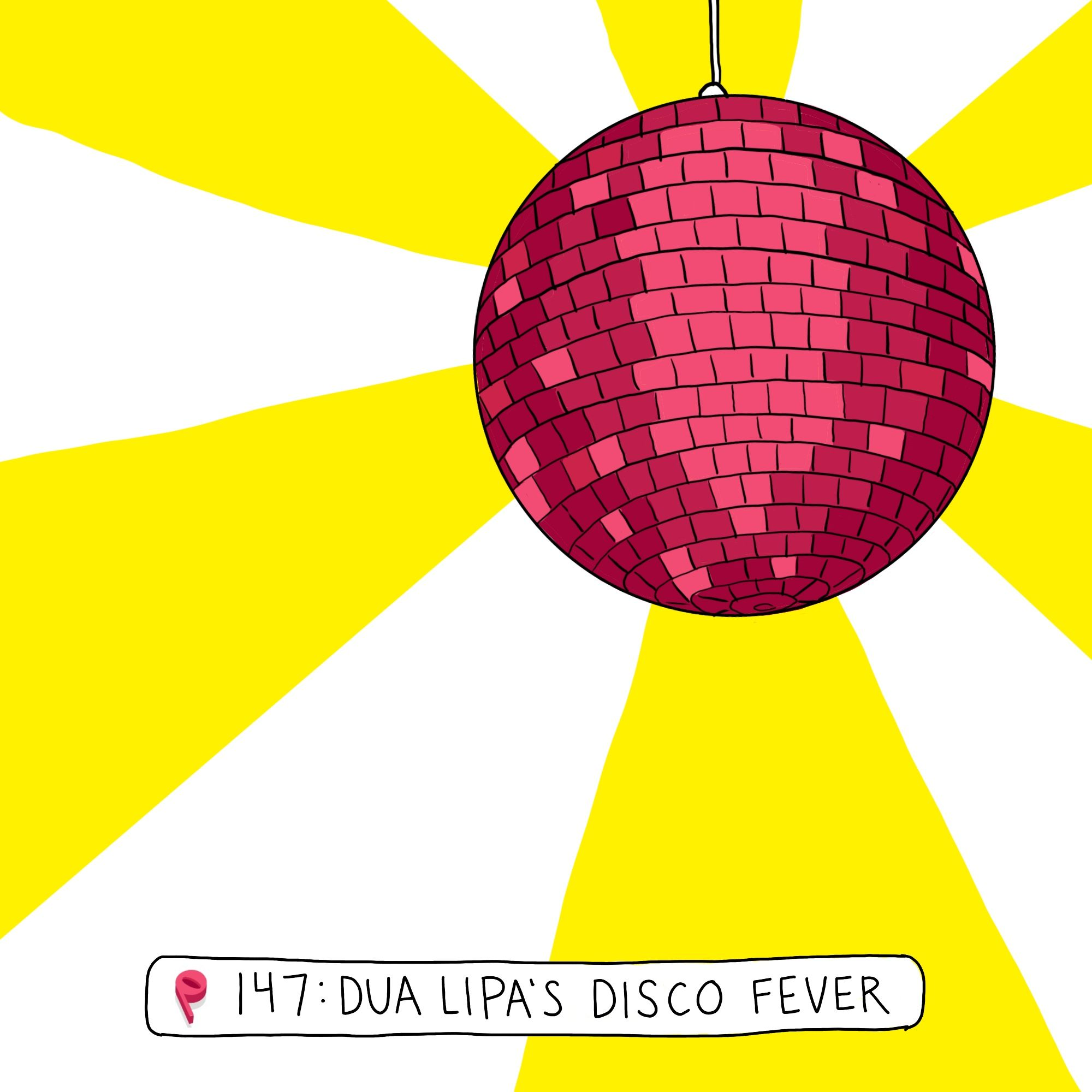 Dua Lipa's Disco Fever