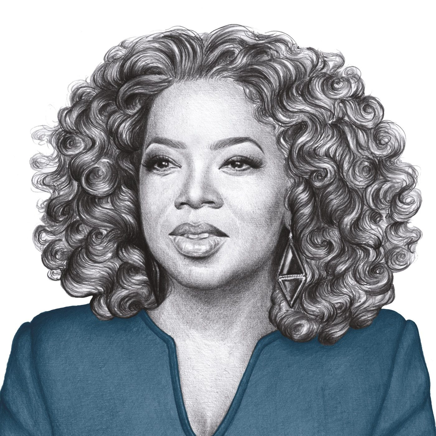 Oprah Winfrey read by Gayle King