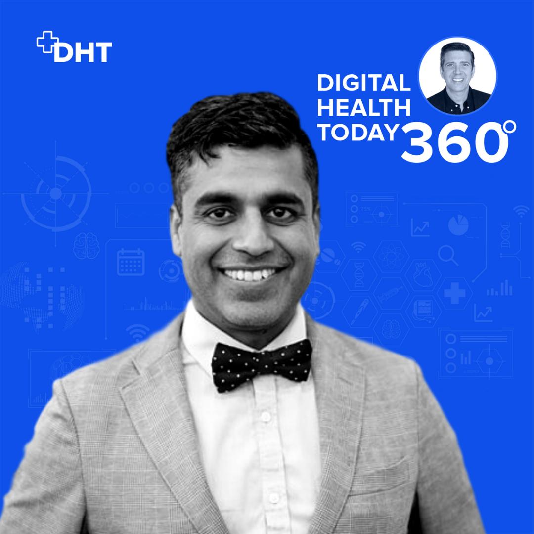 S1: #006: Dr Ashish Atreja of Mount Sinai: The Network of Digital Evidence