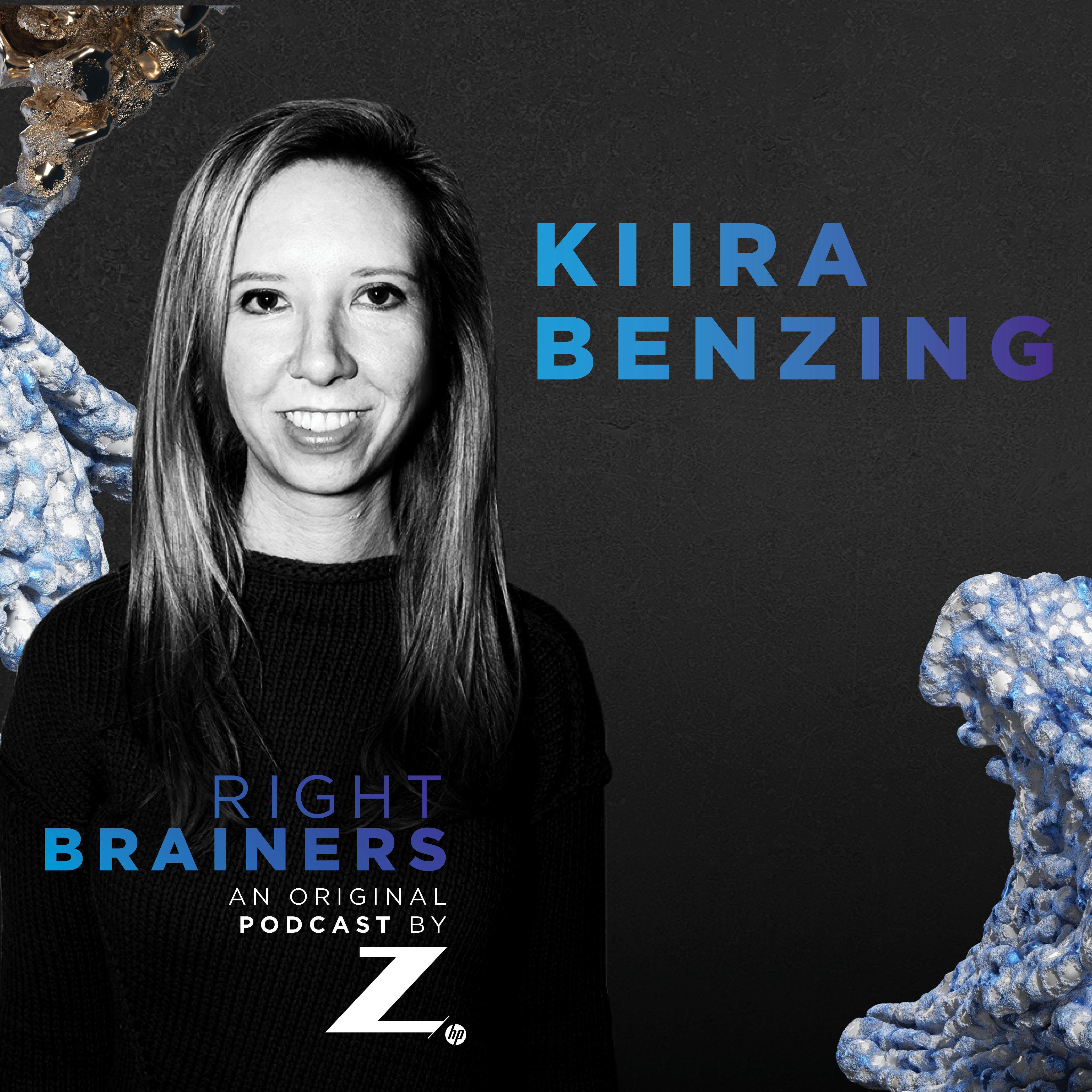 Kiira Benzing: Multidimensional Storytelling