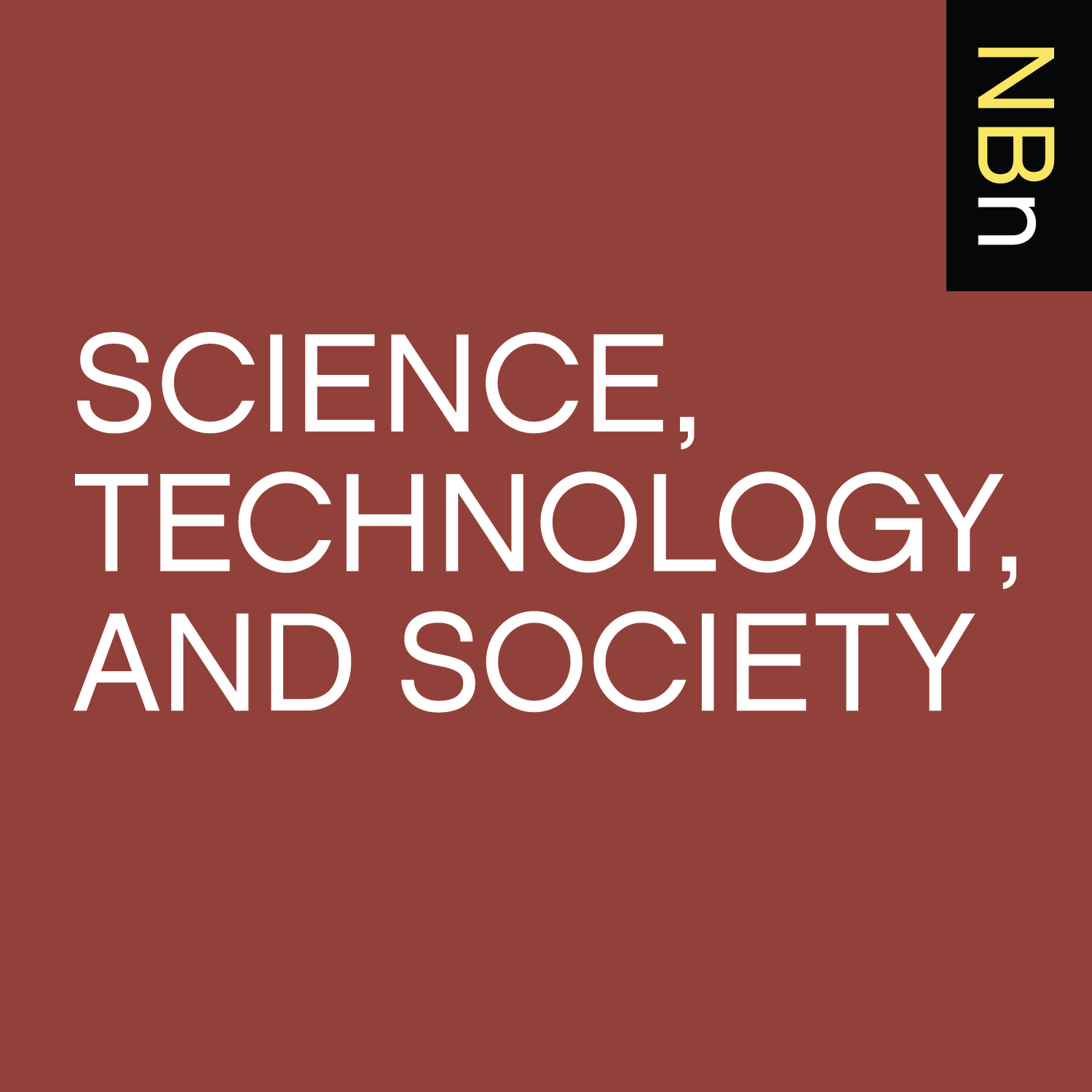 Premium Ad-Free: New Books in Science, Technology, and Society podcast tile