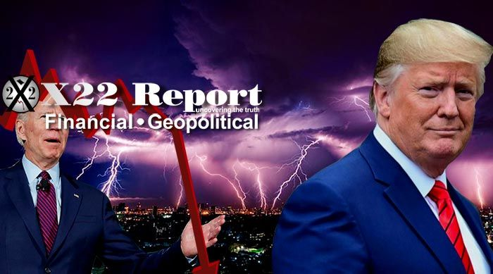 Ep. 2337 - Trump Dangles The Bait,GSA,[DS] Takes The Bait,Truth Transparency The Only Way Forward