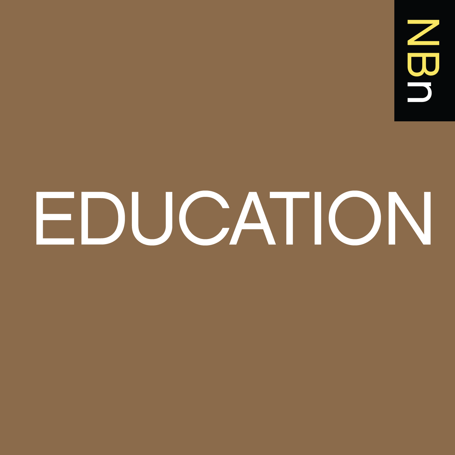 Premium Ad-Free: New Books in Education podcast tile