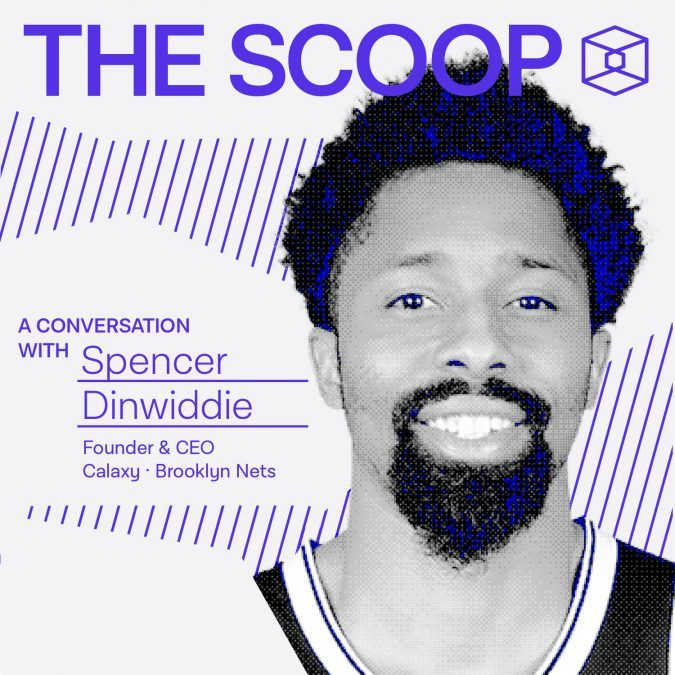 The inside story of NBA star Spencer Dinwiddie's crypto journey