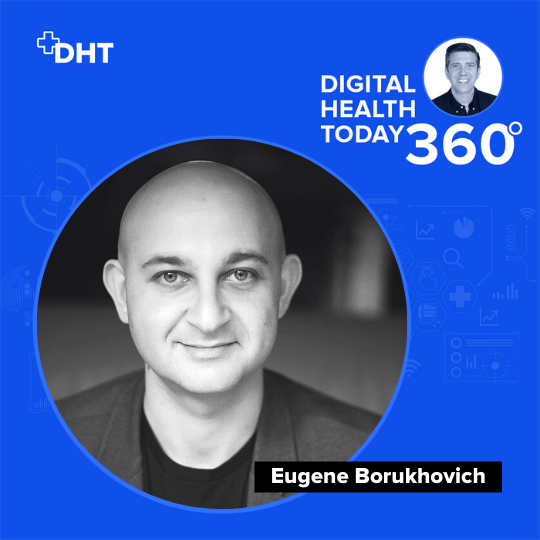 S11: #109 Introducing the Host of the new Digital Therapeutics Podcast: Eugene Borukhovich