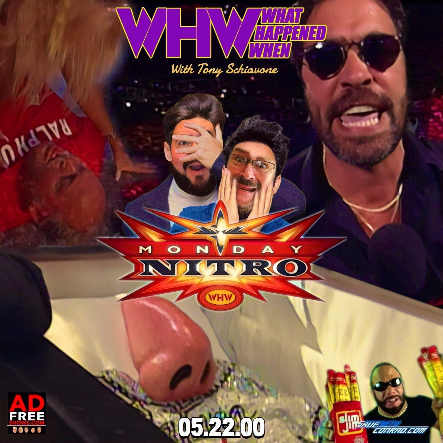 Episode 175:  WCW Monday Nitro 05-22-2000