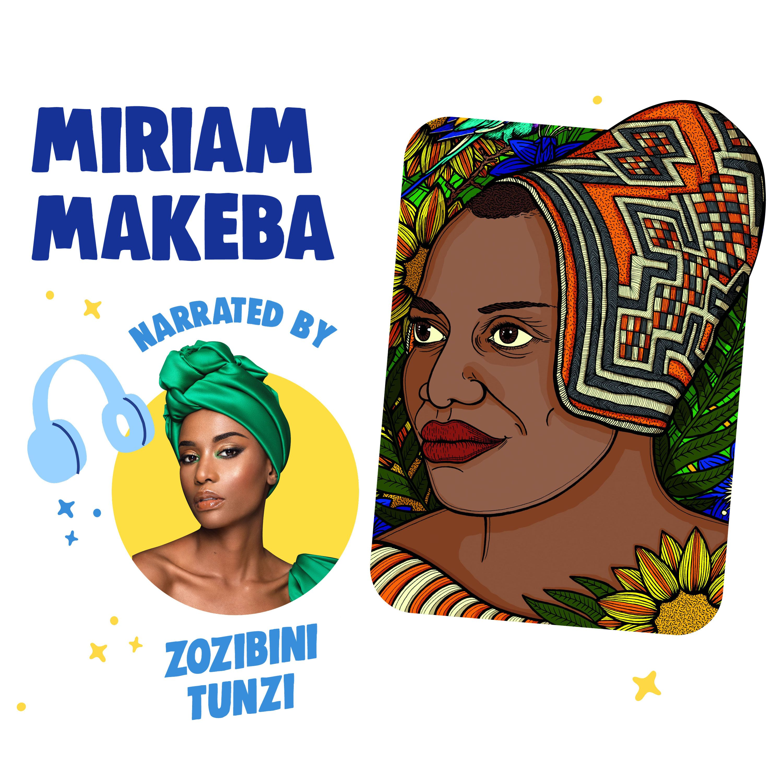 Miriam Makeba Read by Zozibini Tunzi