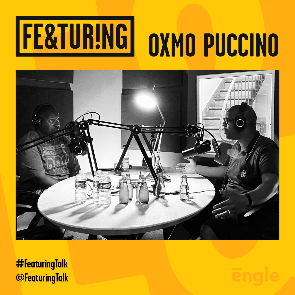 Featuring Oxmo Puccino
