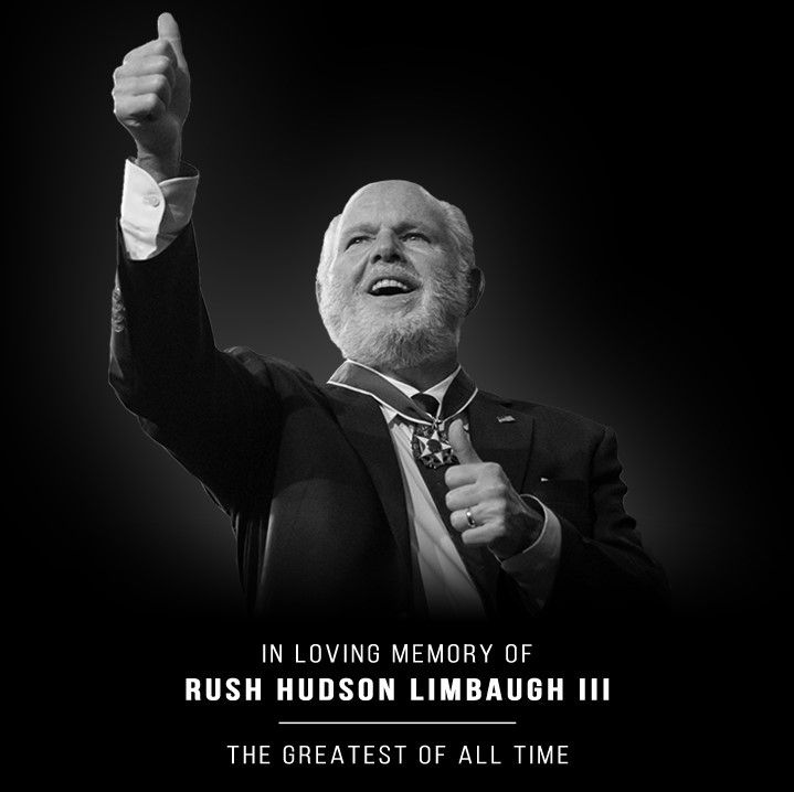 The Rush Limbaugh Show Podcast - Mar 01 2021