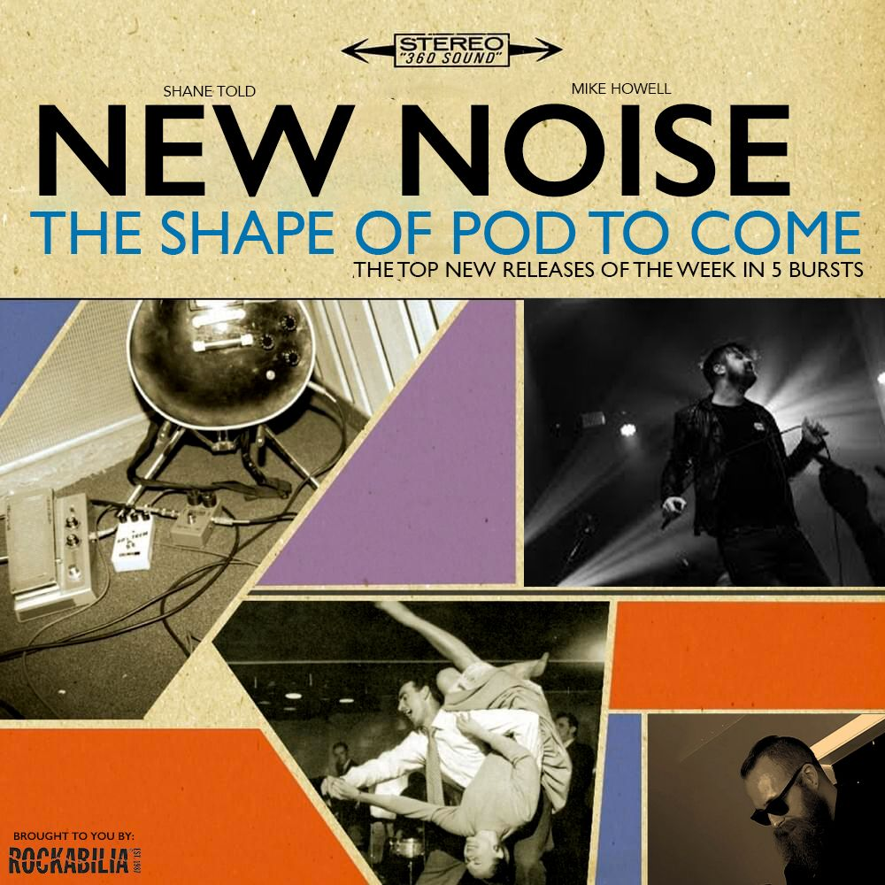 New Noise (Top Releases of the Week) 04/09/2021