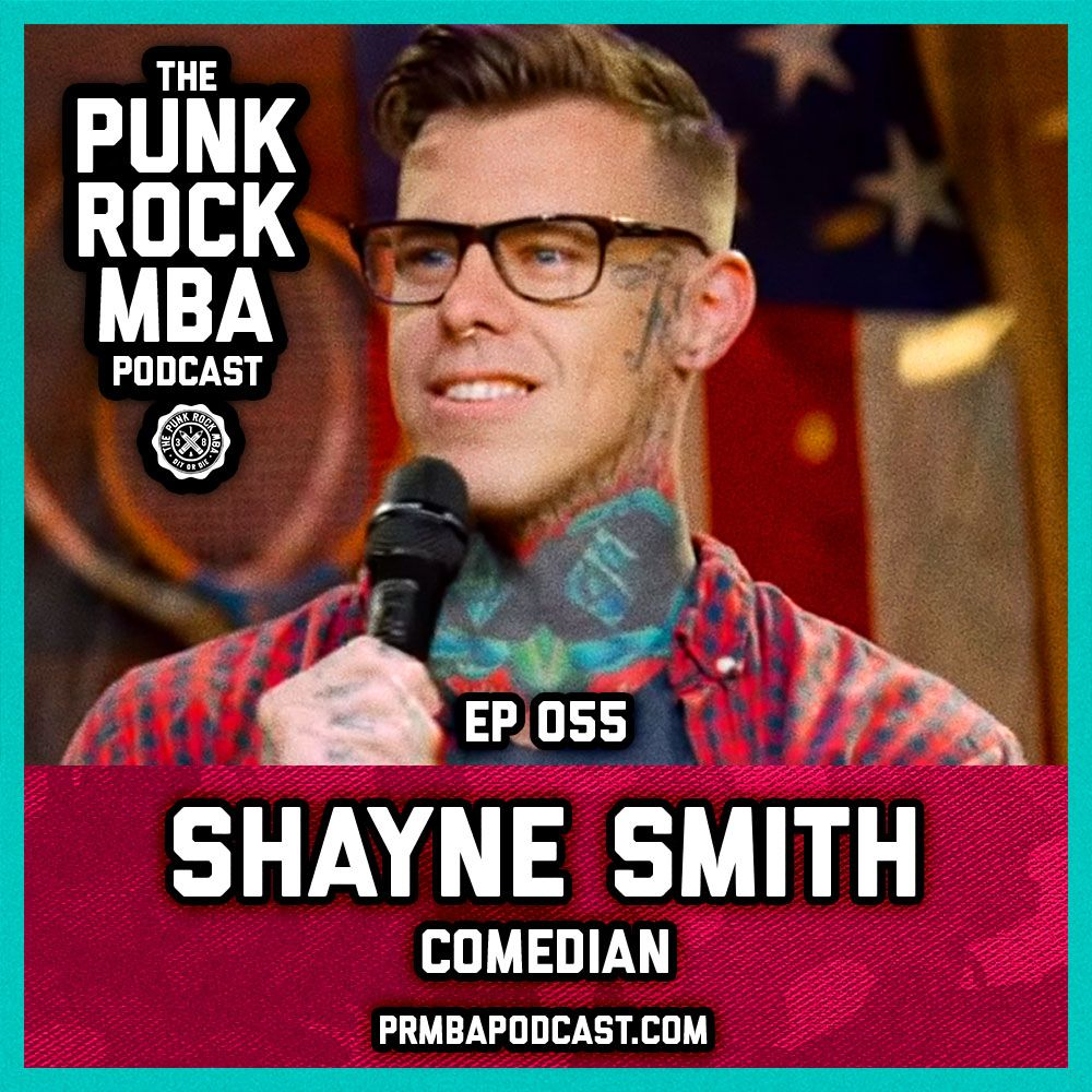 Shayne Smith (Comedian)