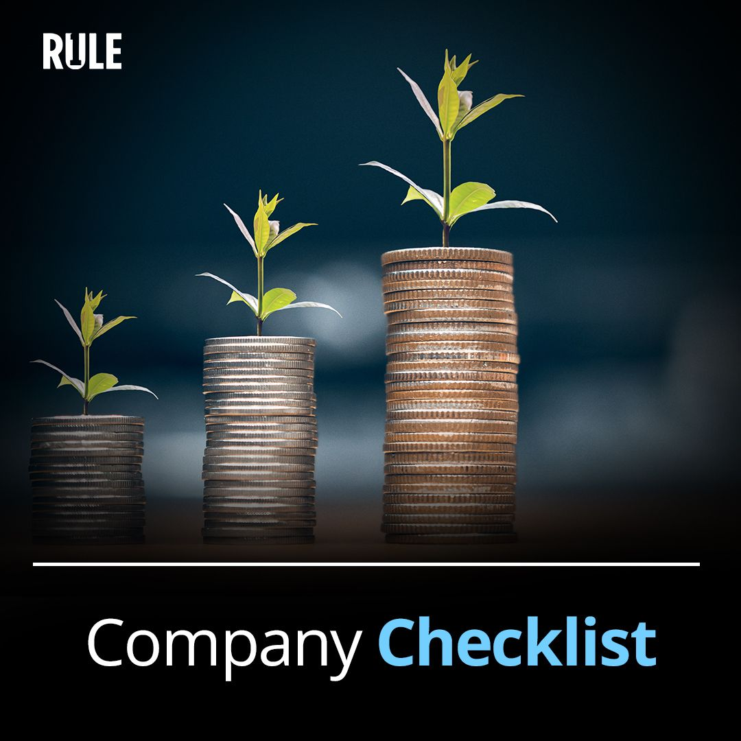 269- Company Checklist: What To Do in an Uncertain Market