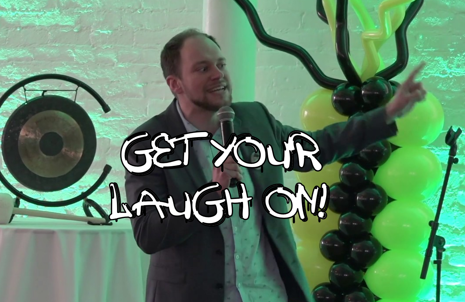 Get Your Laugh On!