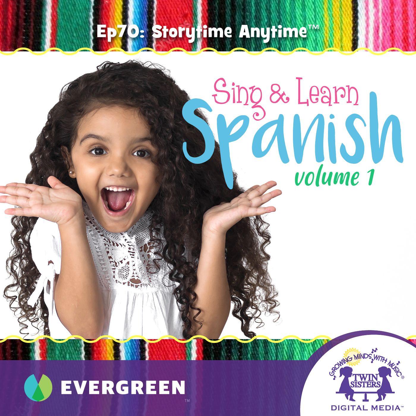 Sing & Learn Spanish Volume 1