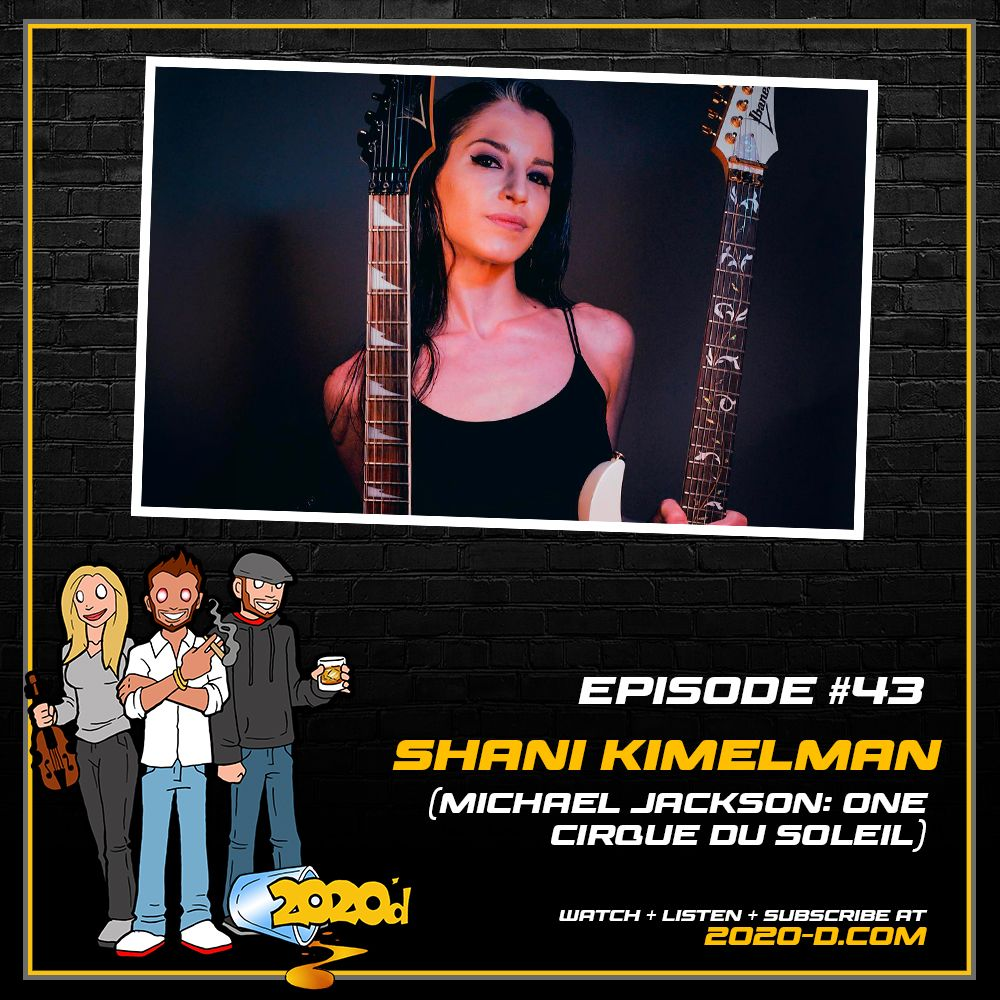 Shani Kimelman: From The City of God to Sin City