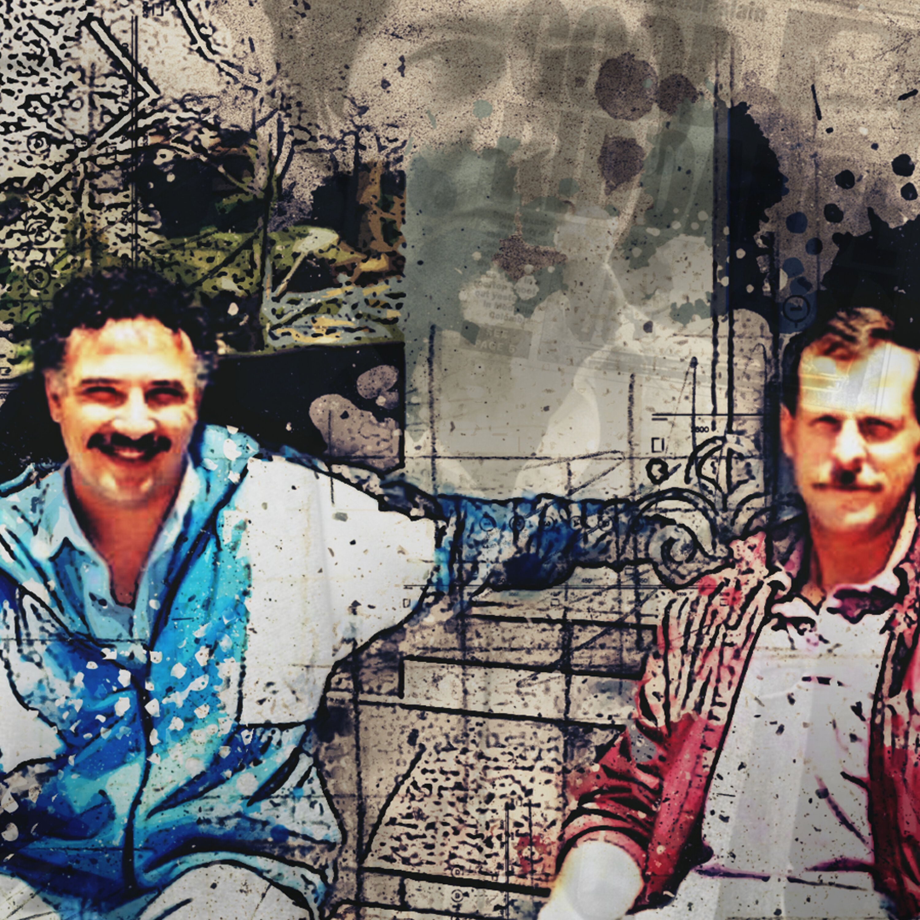 Steve Murphy and Javier F. Peña: Legendary DEA Operatives Responsible for Taking Down One of the World's Most Infamous Narco-Terrorists Pablo Escobar