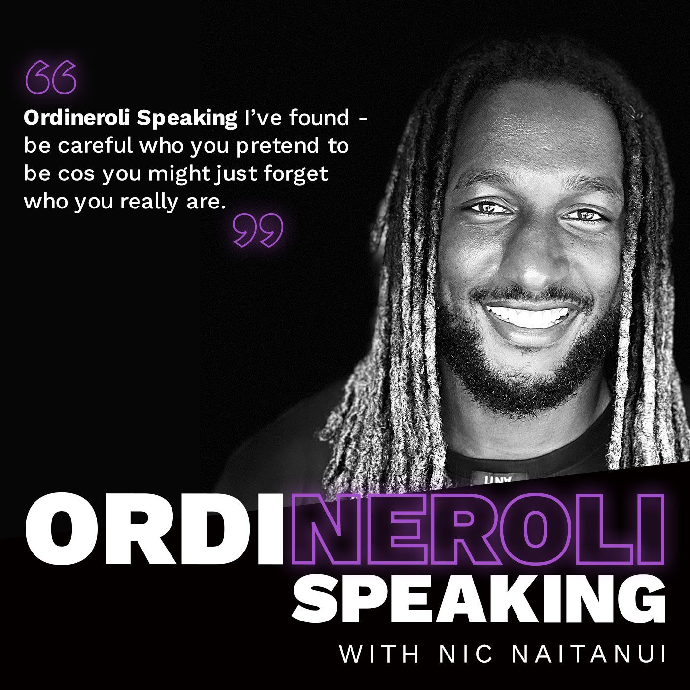 Nic Naitanui - Ordineroli Speaking