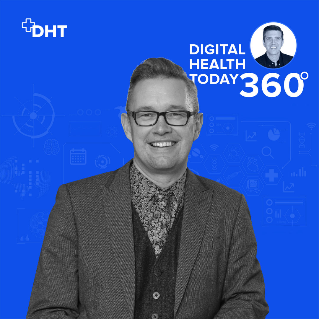 S4: #032: Richard Corbridge on Ireland's Transformation of Health and Social Care