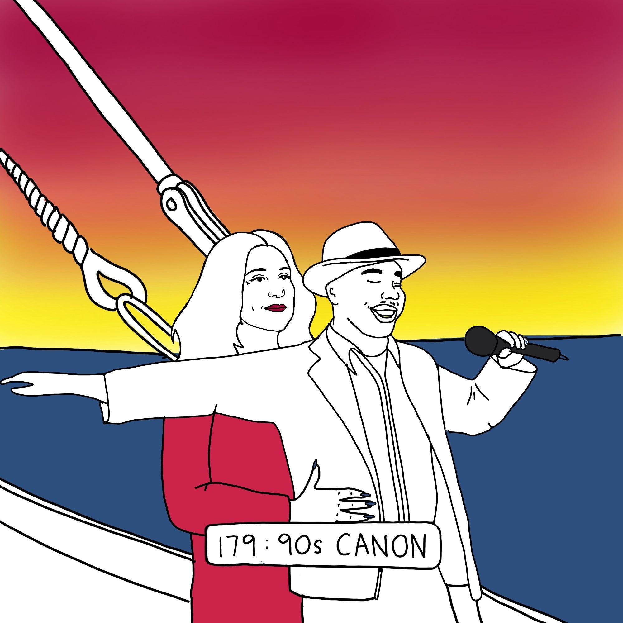 90s Music Canon