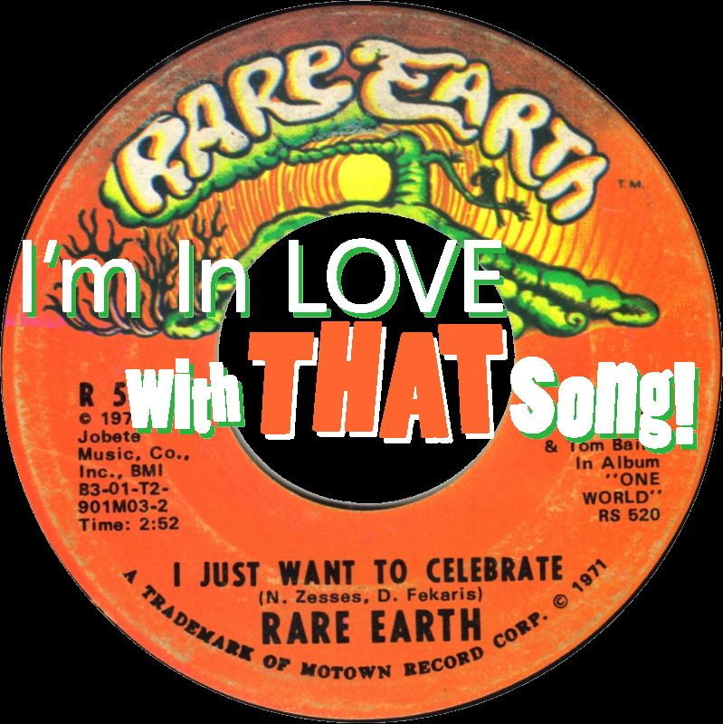 """Rare Earth - """"I Just Want To Celebrate"""""""