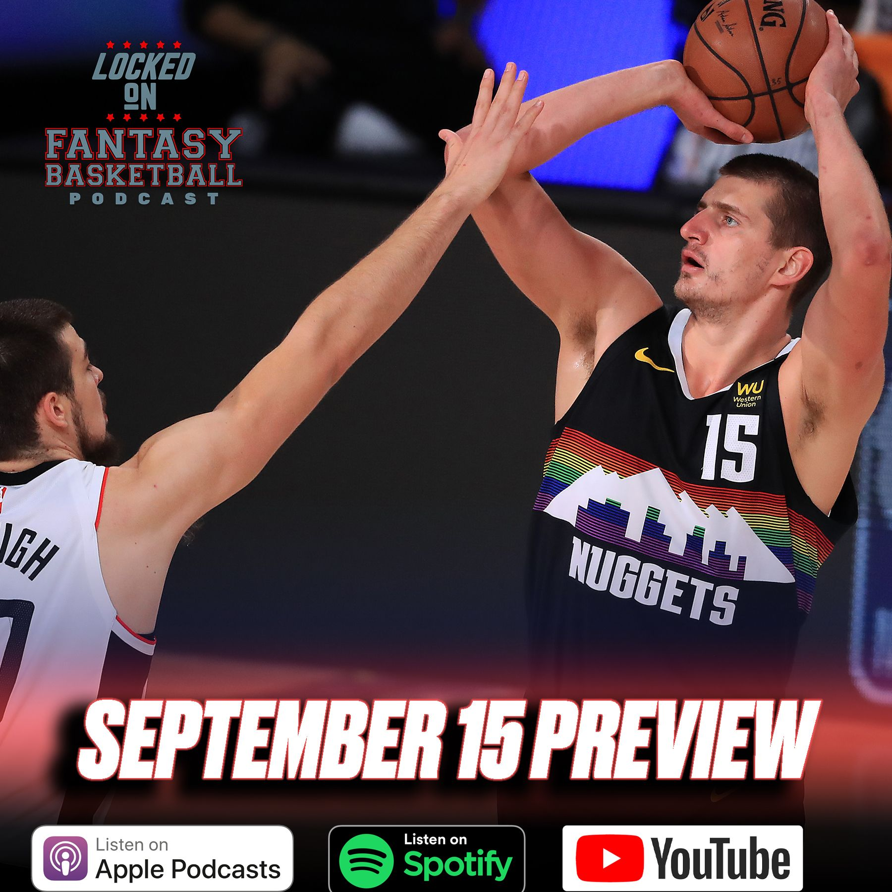 Tuesday NBA Preview   Clippers vs Nuggets Game 7   Celtics Vs Heat - Locked  On Fantasy Basketball – Daily NBA Fantasy Basketball Podcast   Lyssna här