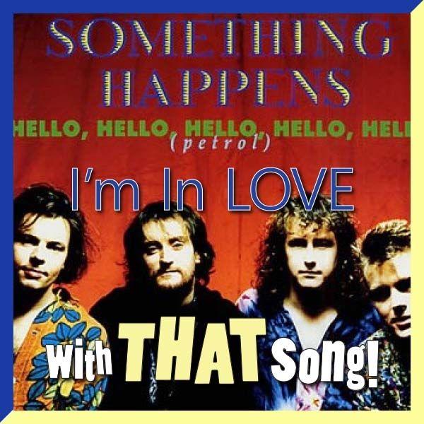 """Something Happens - """"Hello, Hello, Hello, Hello, Hello (Petrol)"""""""
