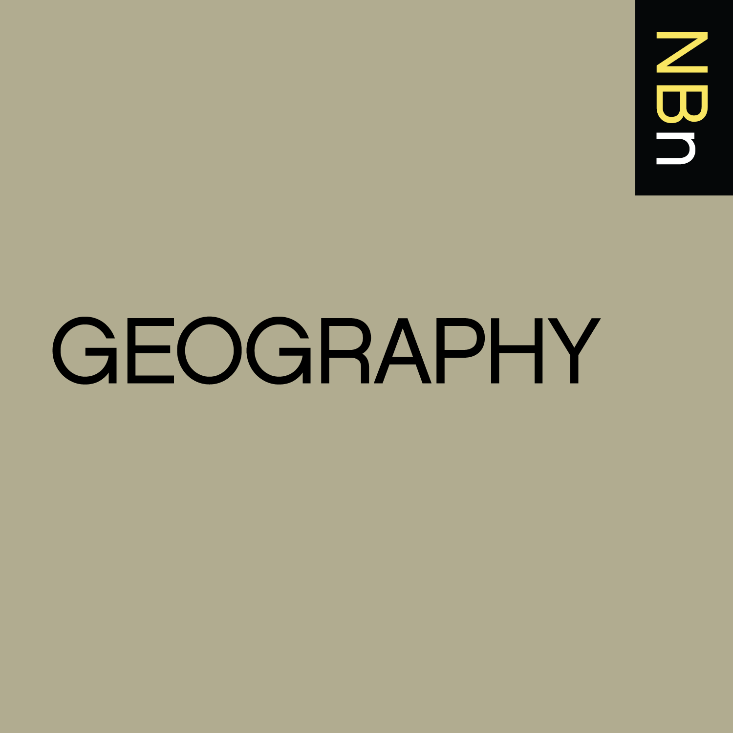 Premium Ad-Free: New Books in Geography podcast tile
