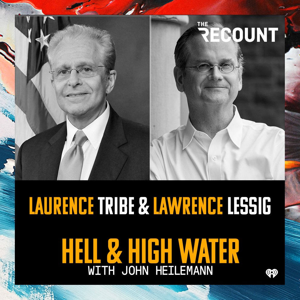 Lawrence Lessig & Laurence Tribe