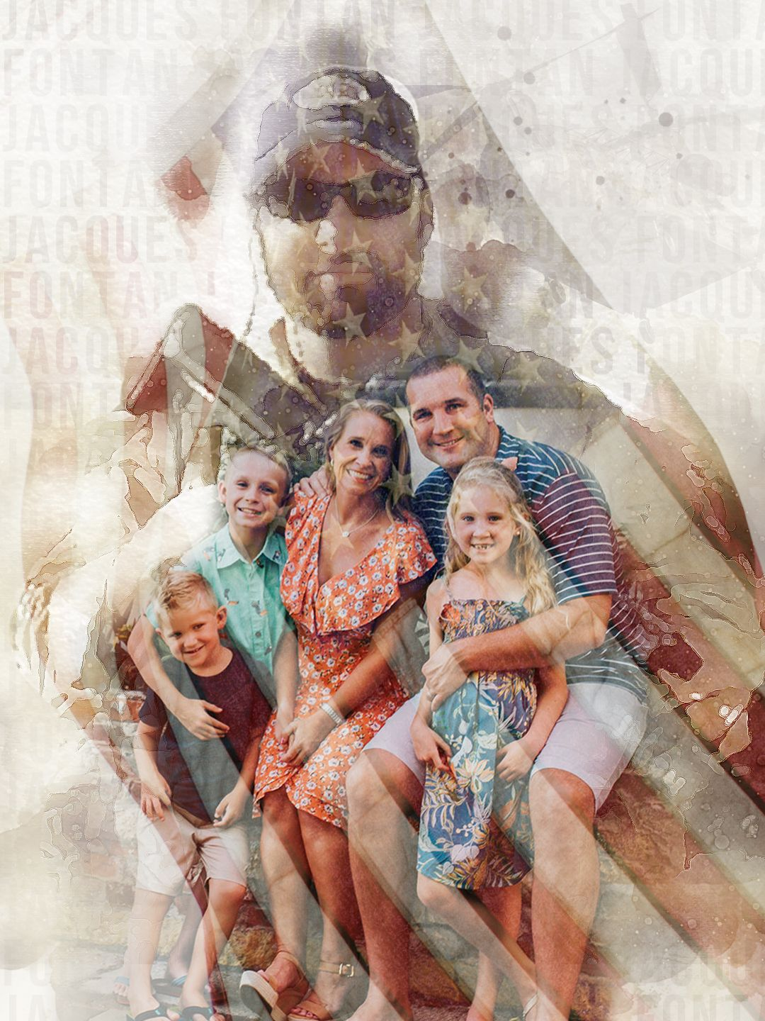 Char Westfall: Wife, Mom, Surviving Spouse of Navy SEAL Jacques Fontan, Author of A Beautiful Tragedy