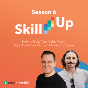 How to Help Your Sales Team Stay Productive During a Time of Change