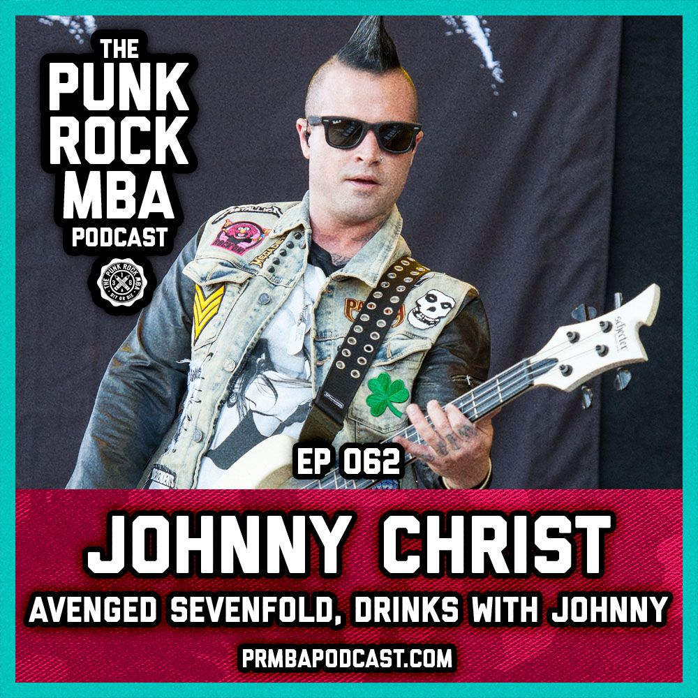 Johnny Christ (Avenged Sevenfold, Drinks with Johnny)