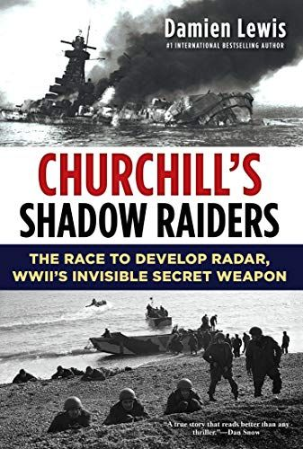 Episode 287-Damien Lewis Interview: Churchill's Shadow Raiders