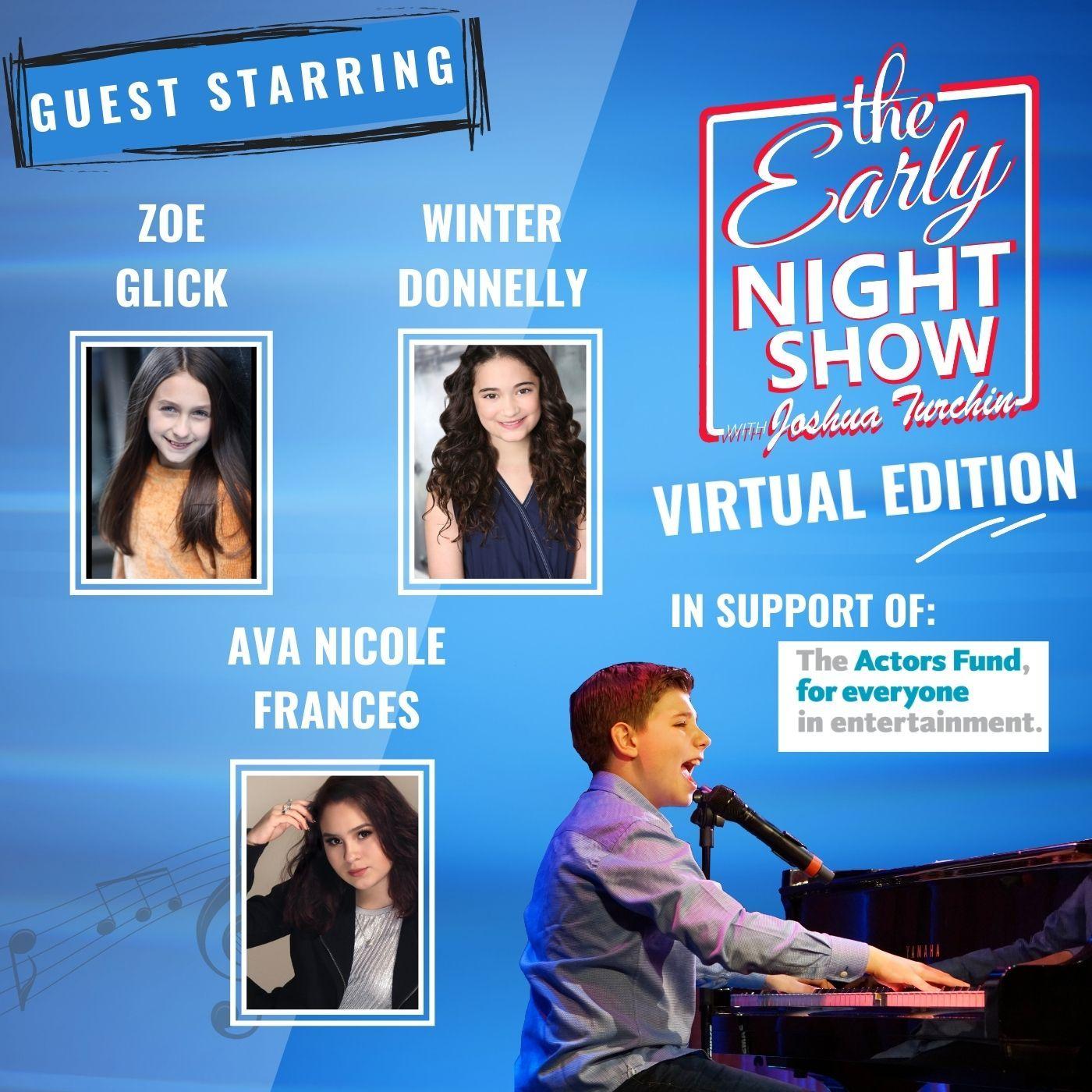 S5 Ep12 - Zoe Glick, Winter Donnelly, Ava Nicole Frances