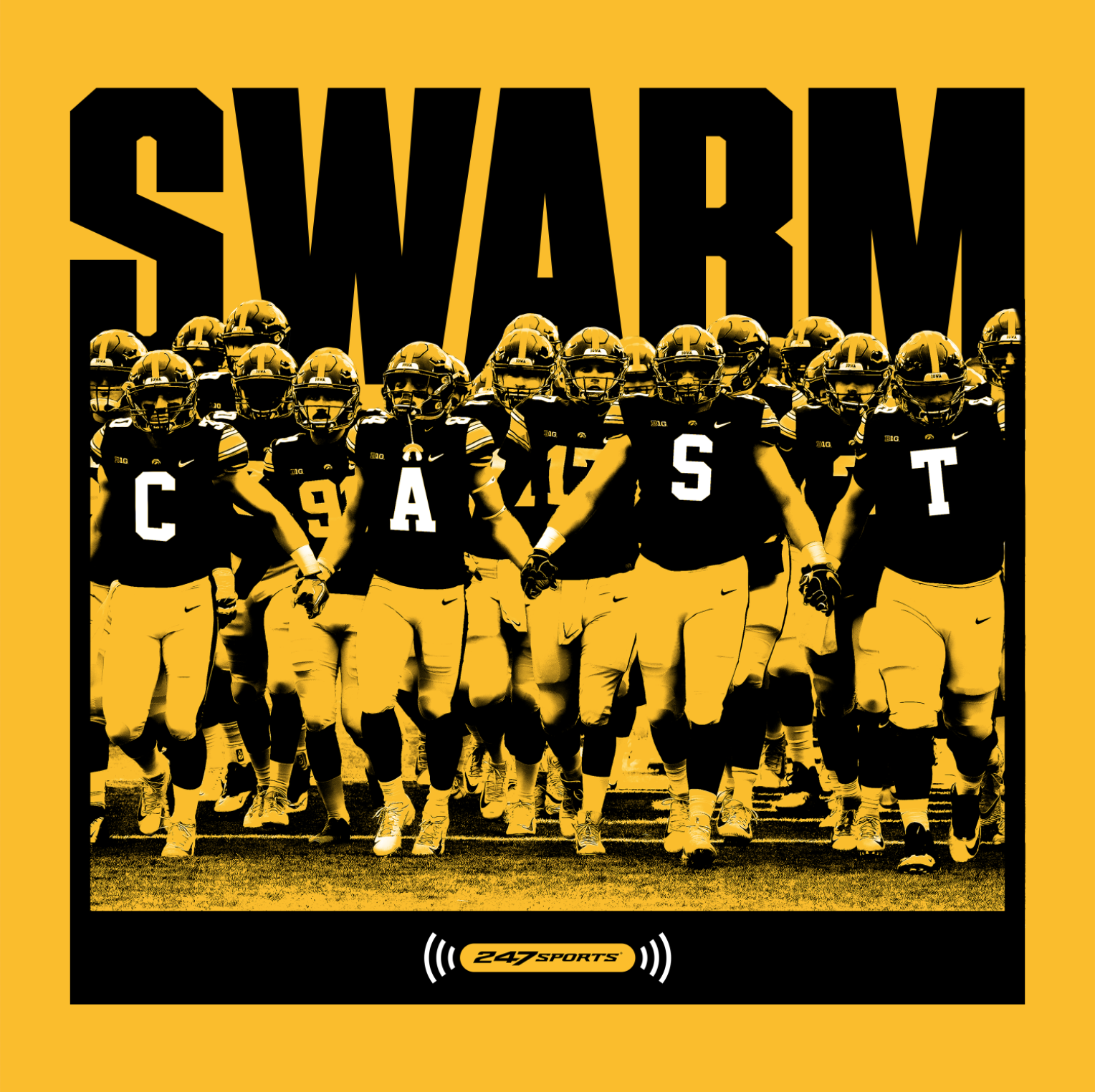 Maurice Goodson brings the heat to the Swarmcast