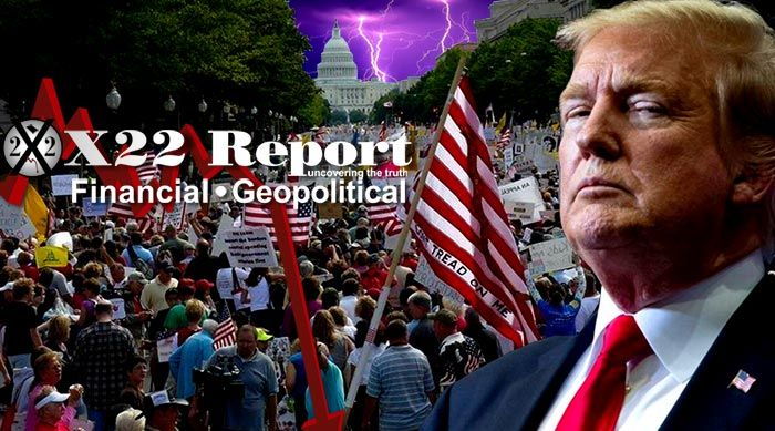Ep. 2370 - Trump, We The People Are The Storm, Watch What's Going To Be Revealed